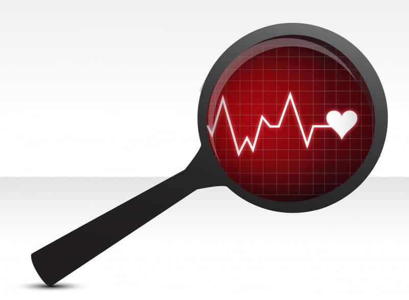 Hjärtpuls, hjärtinfarkt
