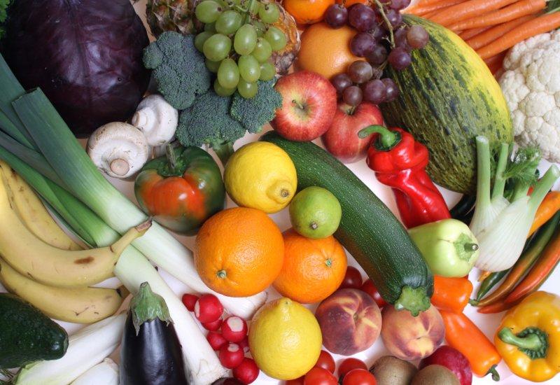 grönsaker är rika på mineraler