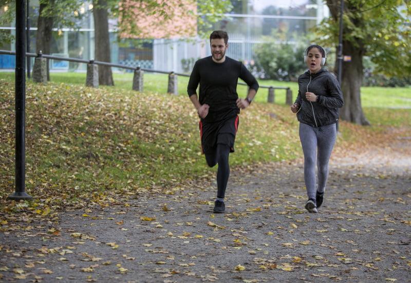 Löpning är exempel på Konditionsträning