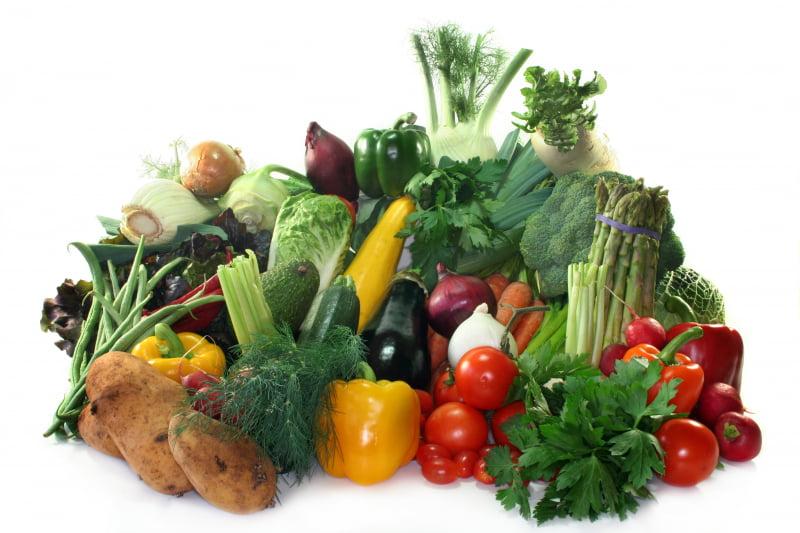 Vegetarisk Mat