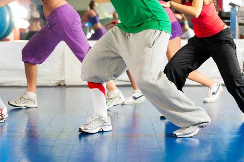 Dansa som träning
