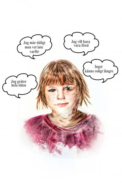 Ungdomars psykiska ohälsa