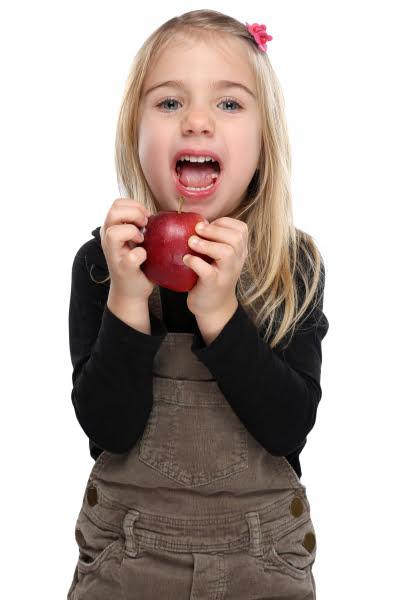 Hälsosamt barn