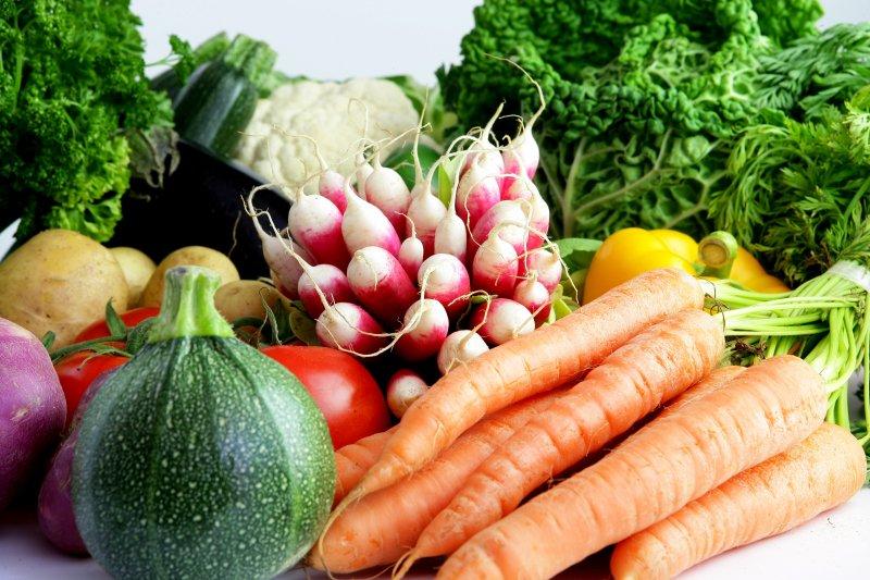 Näringsämnen i grönsaker